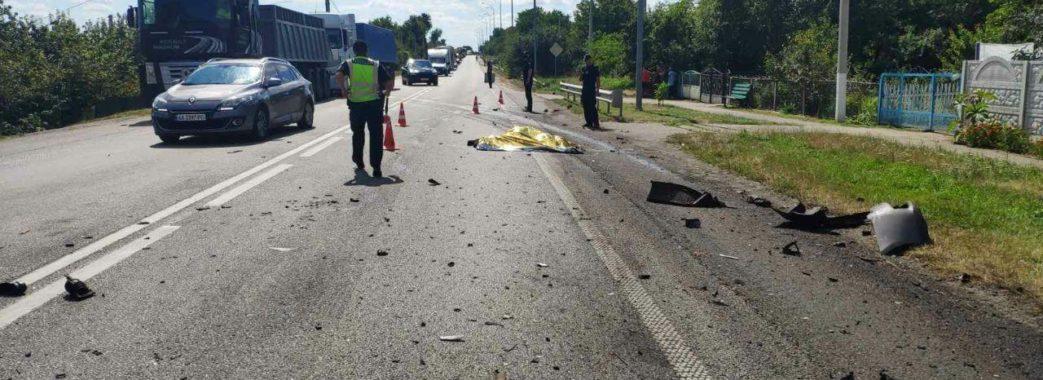 Мешканець Дрогобиччини загинув у ДТП на Рівненщині