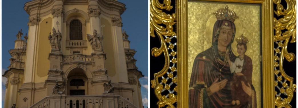 В соборі святого Юрія перед чудотворною іконою молитимуться за подолання коронавірусу