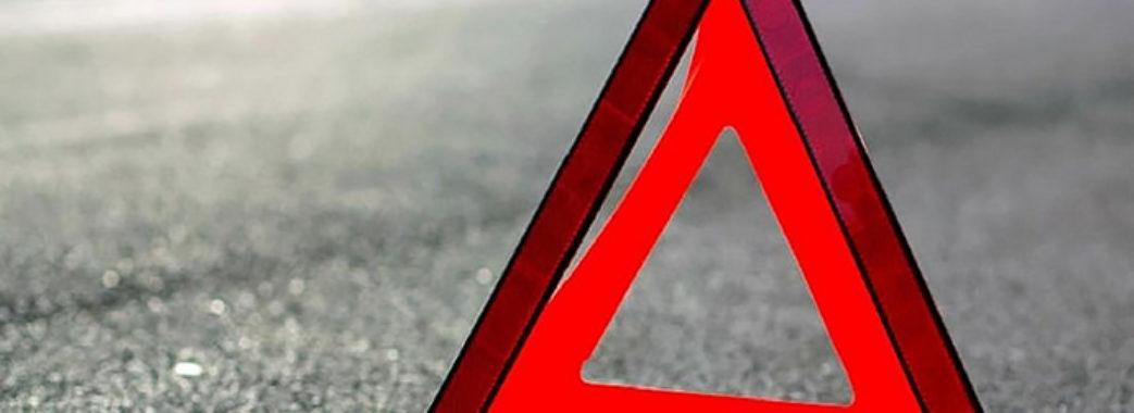 Автодорогу Стрий – Нижанковичі перекрили через ДТП