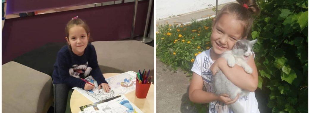 «Поскаржилась батькам, що болять очка»: у маленької мешканки Миколаївщини діагностували пухлину мозку