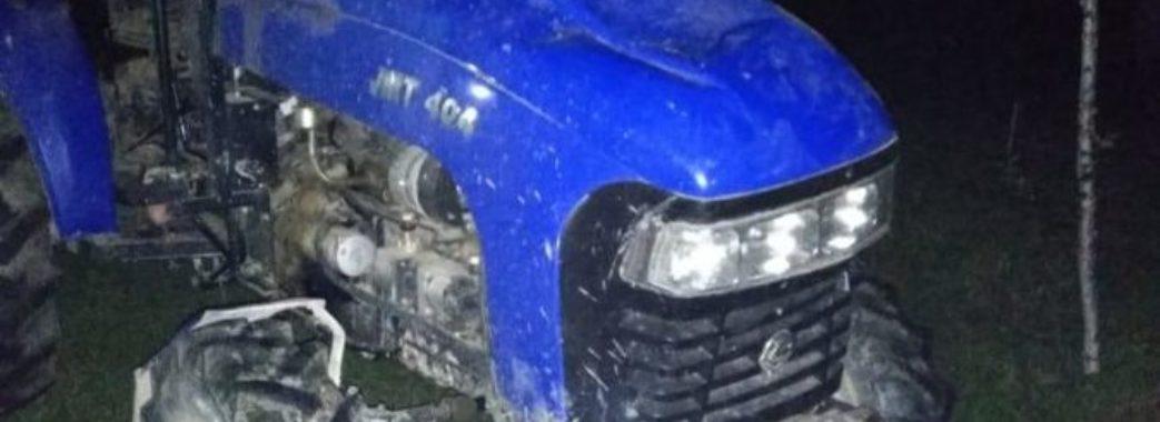 Перекинувся на тракторі: на Турківщині загинув 23-річний водій