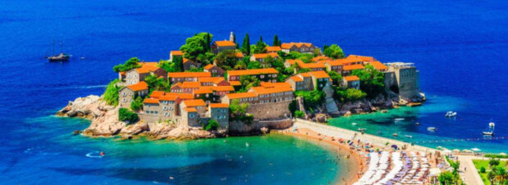 Чорногорія дозволила в'їзд громадянам України без обмежень