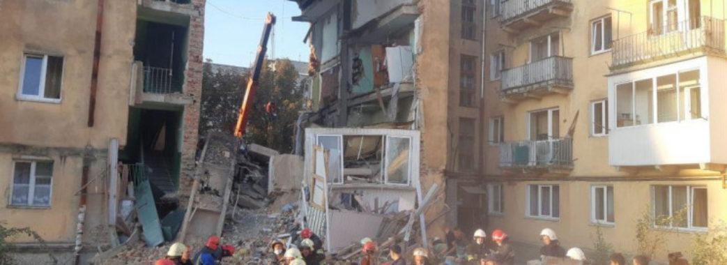 Прокуратура назвала винних в обвалі будинку у Дрогобичі, під час якого загинуло восьмеро людей