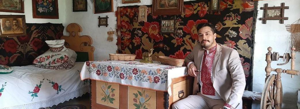 Американець Девід Альфонсо Мірамонтес про український борщ, деруни та вареники