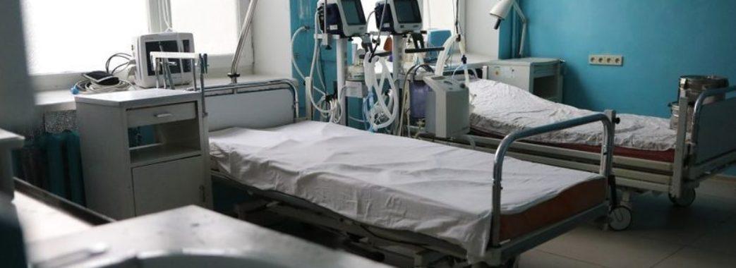 У лікарнях Львівщини майже 1300 хворих на Covid-19: ситуація в районах
