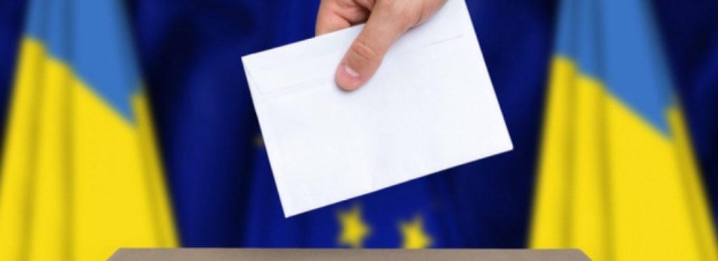 Від ЄС – до Громадянської позиції: партійні настрої на виборах у раду Львівської ОТГ