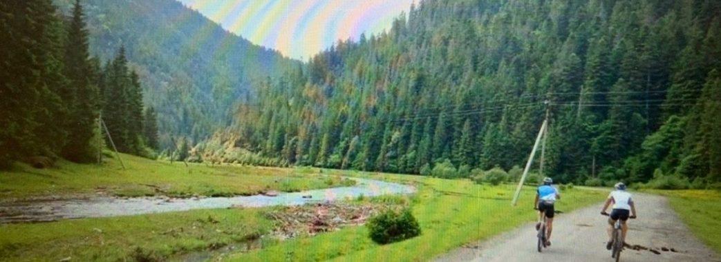 Велодоріжка між Славським та Волосянкою протягнеться на 7 кілометрів