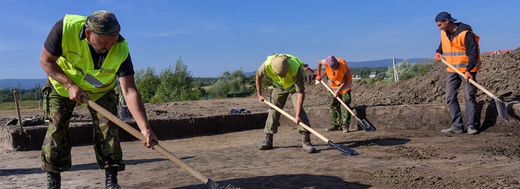 Поблизу Трускавця знайшли та досліджують поселення, якому понад 7 тисяч років