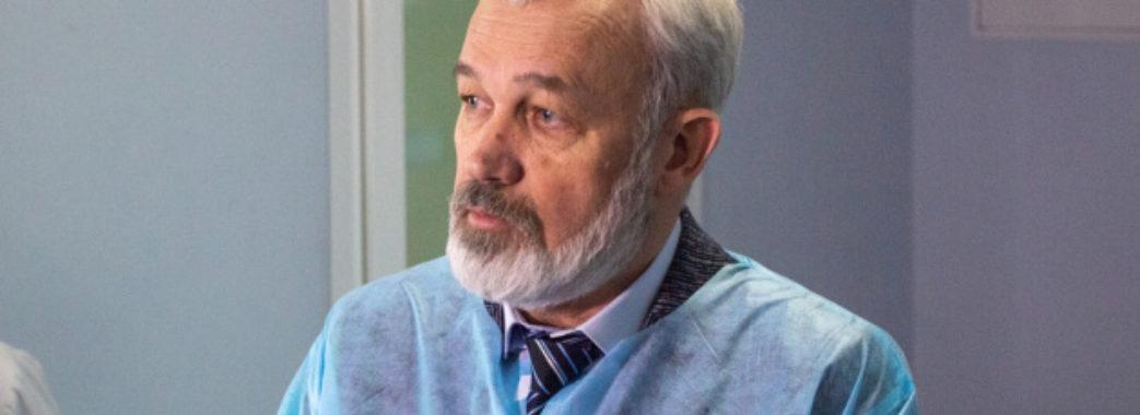 Через коронавірус помер головний педіатр Львова Богдан Остальський