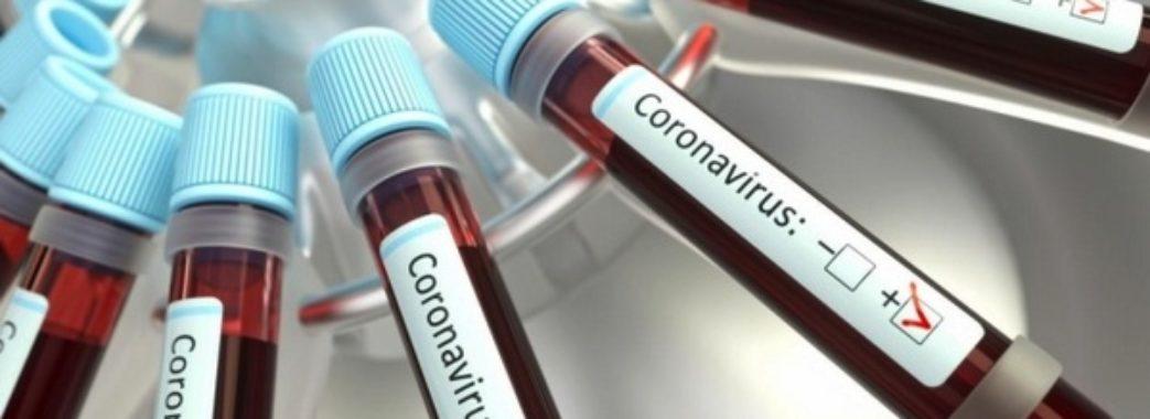 COVID-19: на Львівщині захворювання підтвердили у 171 мешканця, в Україні – новий антирекорд