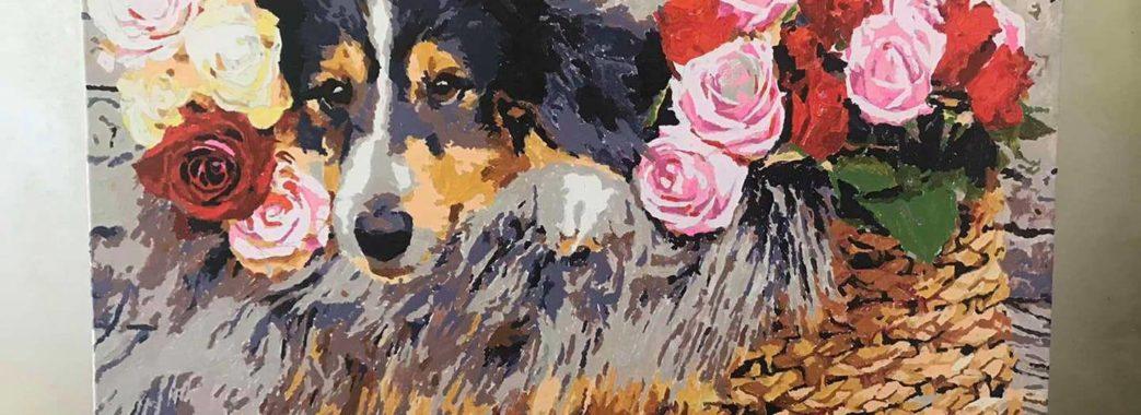 Картину онкохворої дівчинки купили за 1100 гривень: на Старосамбірщині організували аукціон для підтримки Вікторії Васильків