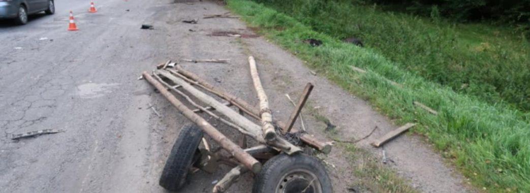 На трасі Самбір-Дрогобич смертельна аварія: загинув 35-річний фірман