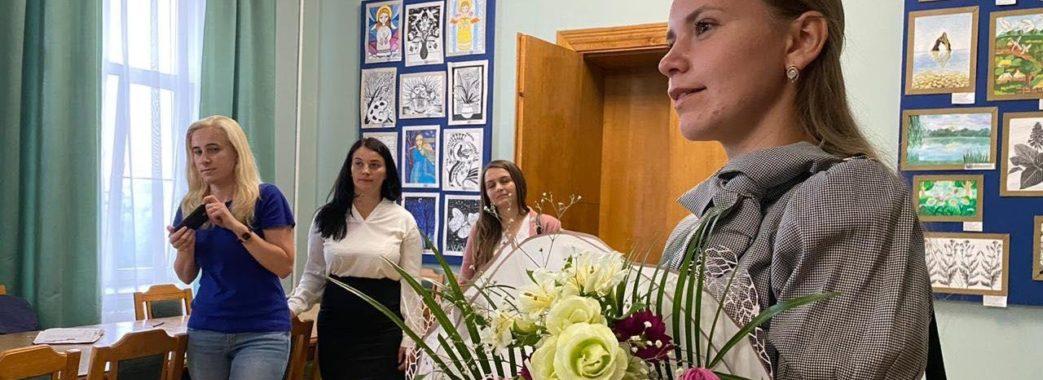 20-річній студентці з Городоччини подарували однокімнатну квартиру на Самбірщині