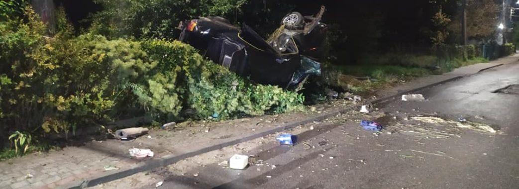 В аварії на Городоччині постраждали троє людей