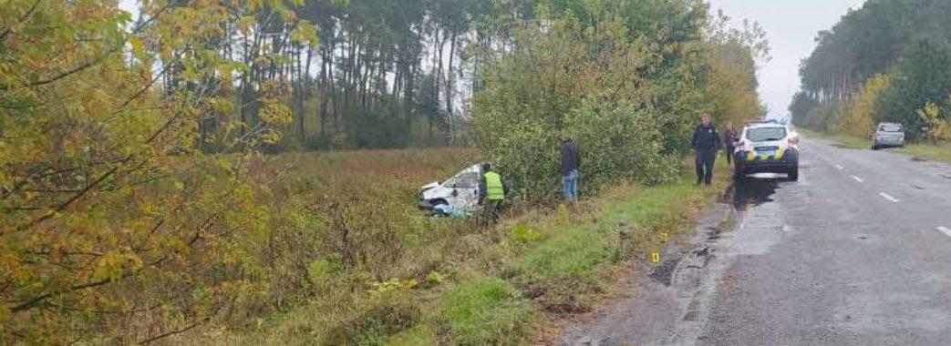 Чоловік з Бродівщини загинув в аварії на Радехівщині