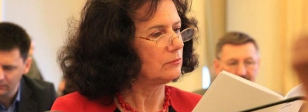 Від коронавірусу померла депутатка Львівської обласної ради