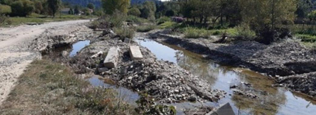 Два села на Старосамбірщині можуть лишитися відірвані від світу