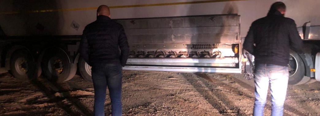 На Стрийщині зловмисники незаконно викачали 150 тонн нафти