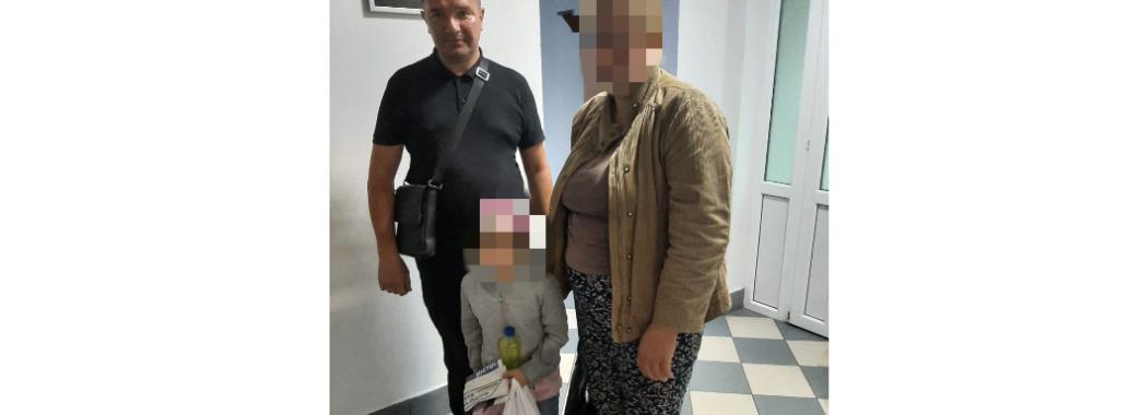 На Пустомитівщині знайшли 5-річну львів'янку: дівчинка сама сіла в автобус у Львові