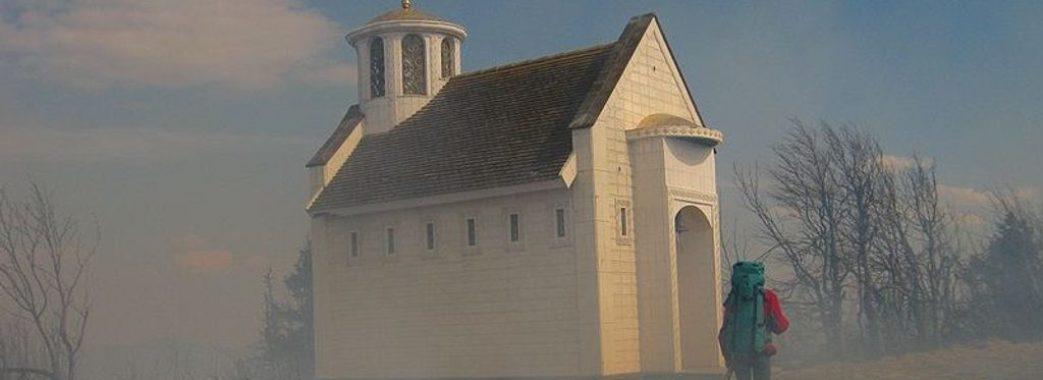 На вершині гори на Сколівщині планують побудувати монастир УПЦ МП