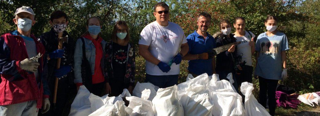У Миколаєві провели осінню екологічну акцію