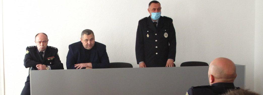 У чотирьох районах  Львівщини – нові очільники  поліції