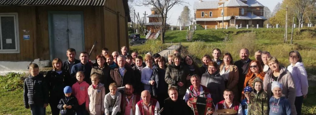 На Старосамбірщині бойки зібрались на 164 день народження священника