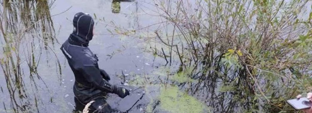 """""""Після зникнення перевіряли все"""": у річці на Бущині знайшли рештки тіла 27-річного чоловіка"""