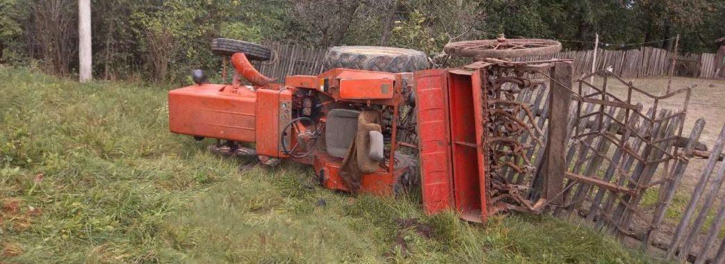 «Їхав сіяти у поле»: на Жовківщині чоловік загинув під трактором