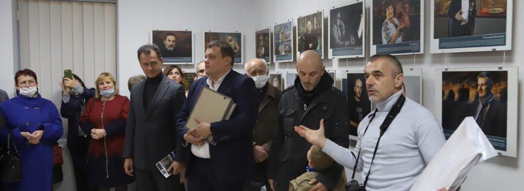 Фотовиставка «Миколаїв у постатях» показує 57 відомих мешканців міста