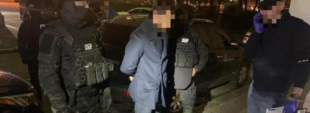 Хабар у 200 тисяч доларів: одного з керівників ДФС України затримали «на гарячому»