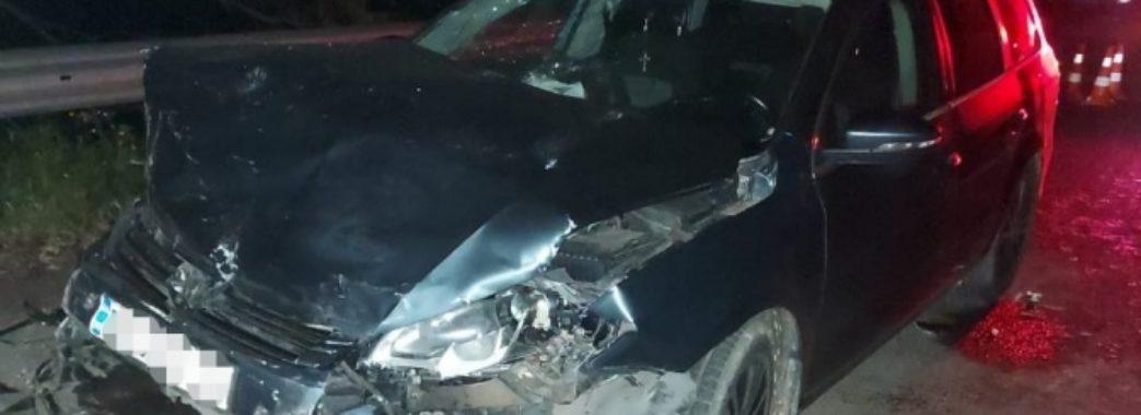 У потрійній аварії на Сокальщині постраждали троє дітей та четверо дорослих