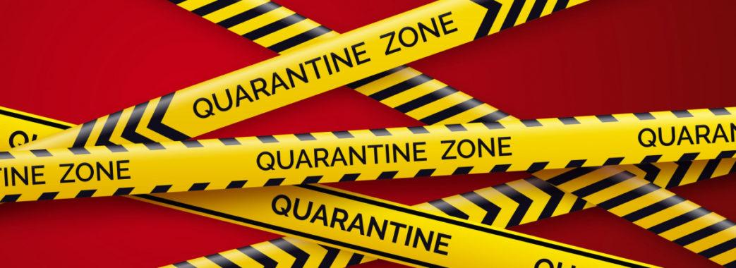 Нові карантинні обмеження: Сокальський район опинився в червоній зоні