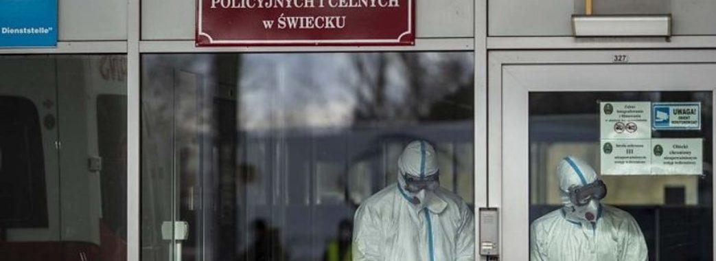 У сусідній Польщі новий рекорд заражень коронавірусом – більше 16 тисяч за добу