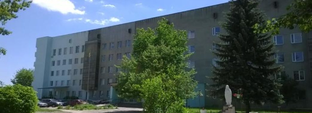 Відділення Сокальської районної лікарні відремонтують за майже 2 мільйони гривень