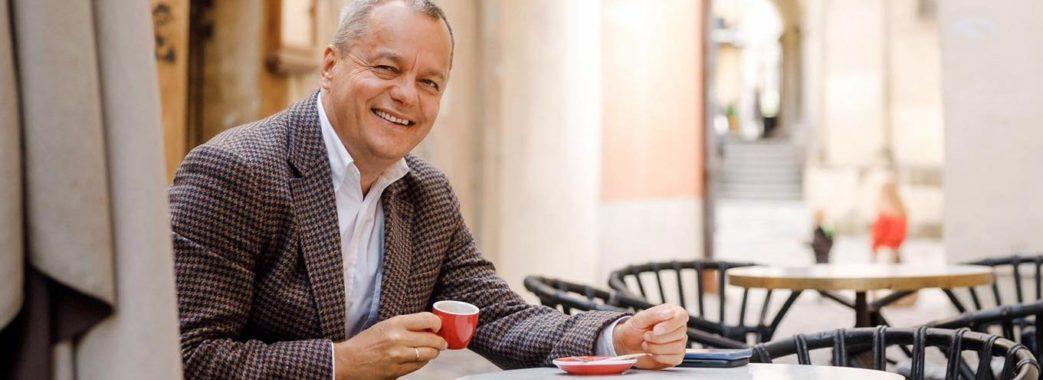 Юрій ДОСКІЧ – кандидат №1 у виборчому списку до Обласної ради від партії «Слуга народу»