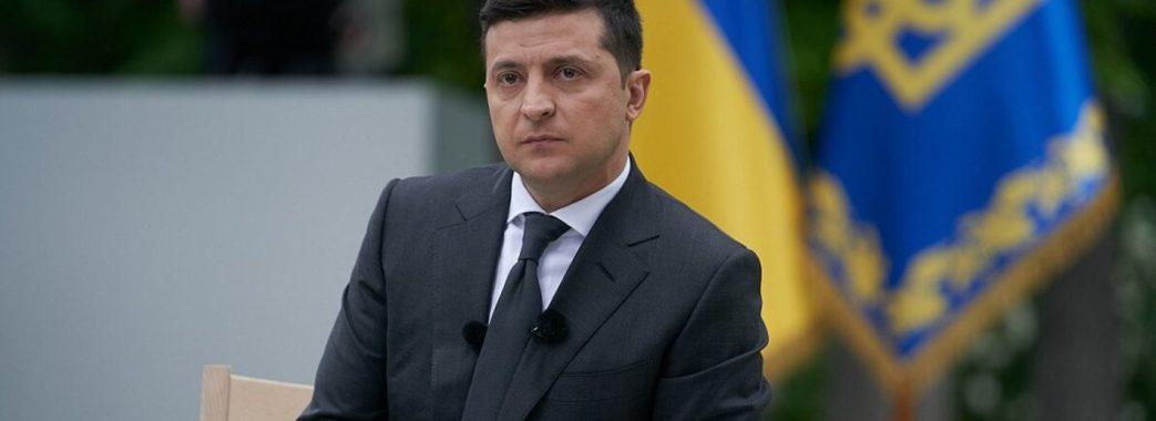 Президент Зеленський озвучив усі питання, які поставить українцям у день виборів