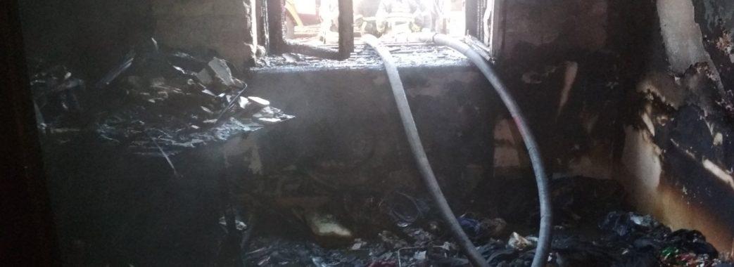 У Червонограді нетверезий чоловік ледь не спалив багатоповерхівку