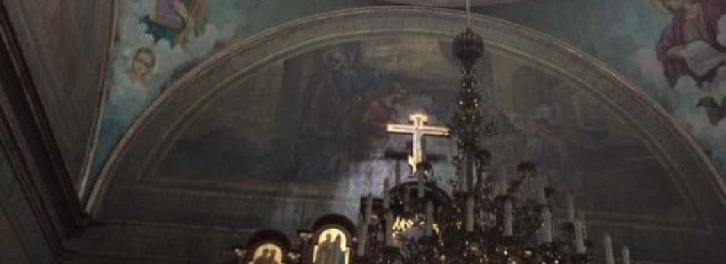 На Пустомитівщині збирають кошти, аби відновити обгорілу церкву
