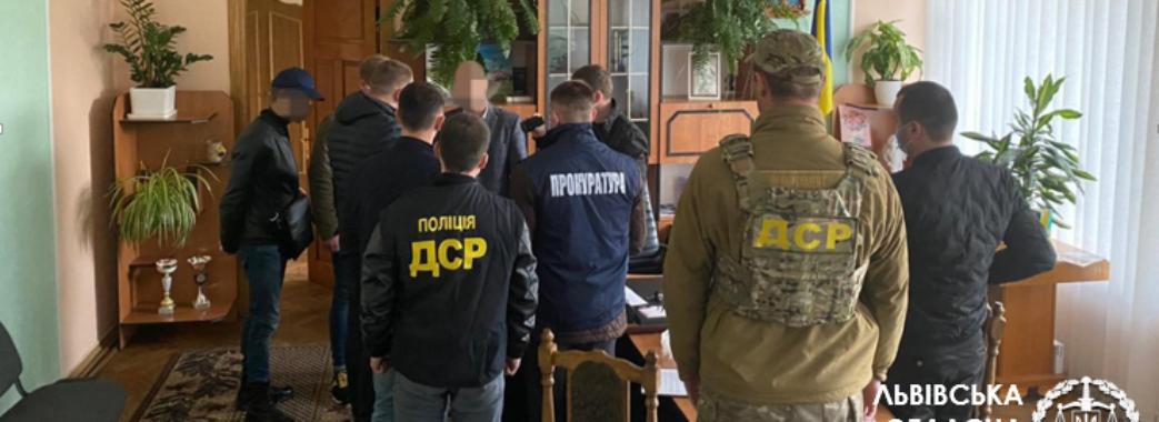 На Львівщині один з голів РДА вимагав хабар, – прокуратура
