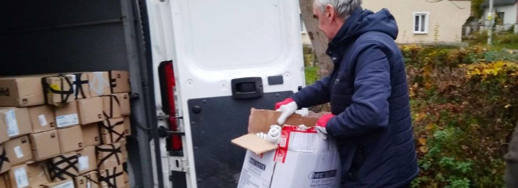 На Миколаївщині усі охочі могли здати безкоштовно небезпечні відходи