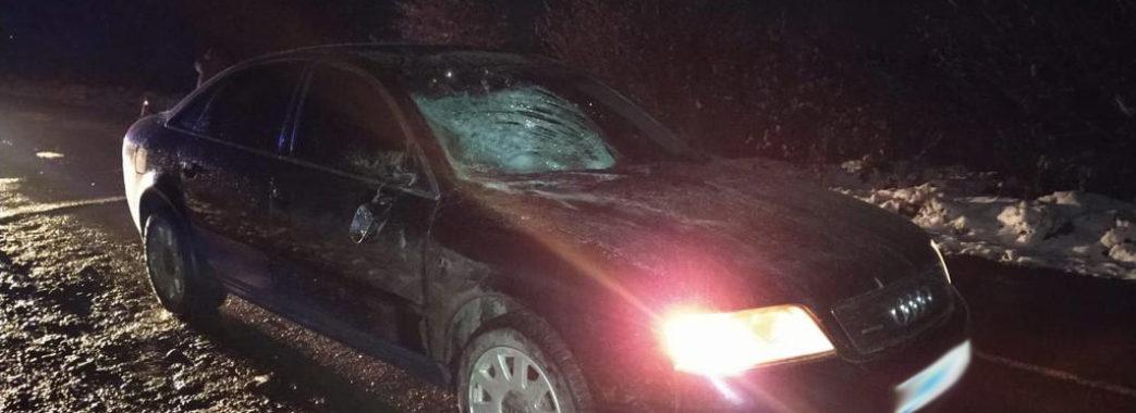 «Син дивом встиг відскочити, а маму машина вбила»: на Самбірщині у аварії загинула молода жінка