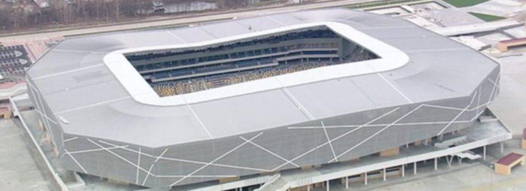 На Львівщині можуть розгорнути мобільний госпіталь для хворих на коронавірус на стадіоні