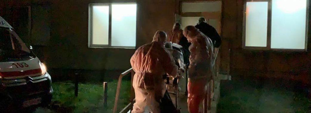 Вибуху не було, тріснула пластина: у винниківському госпіталі розповіли, що трапилося насправді