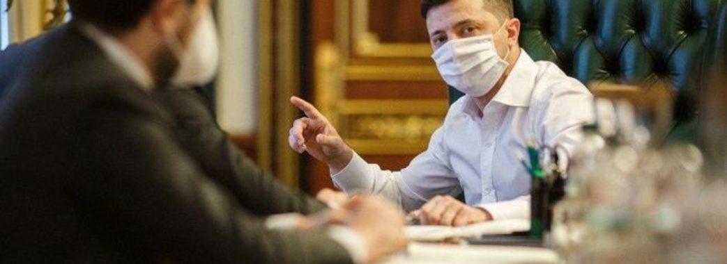 Володимир Зеленський захворів на коронавірус