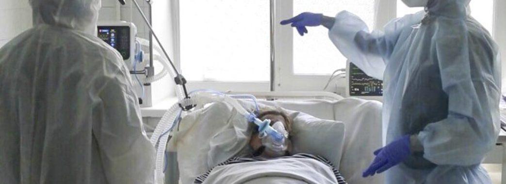 У Кам'янка-Бузькій лікарні зараз можуть прийняти лише ще 30 хворих на коронавірус