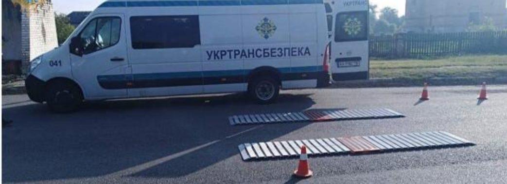 На Львівщині облаштували 5 місць здійснення габаритно-вагового контролю: де саме