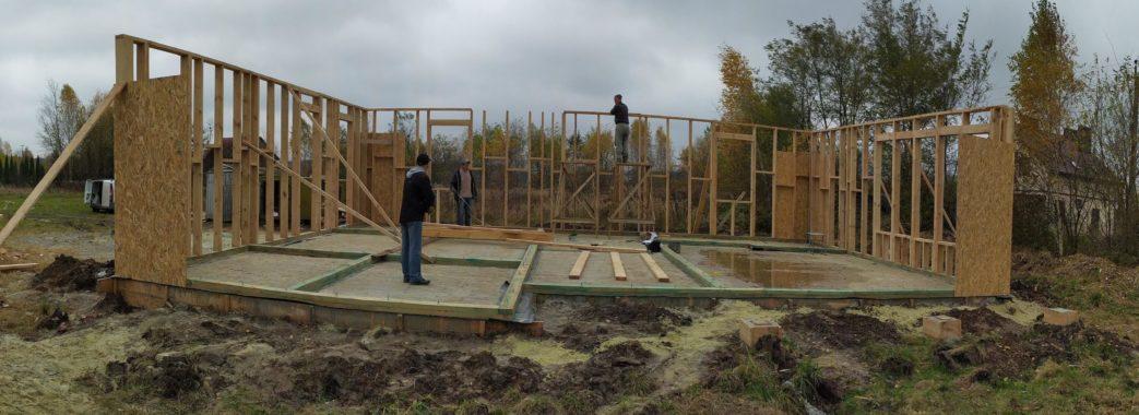 На Пустомитівщині триває будівництво туристично-інформаційного центру