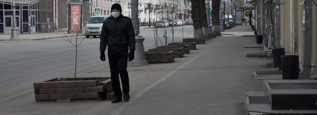Назвали дві орієнтовні дати запровадження в Україні повного локдауну