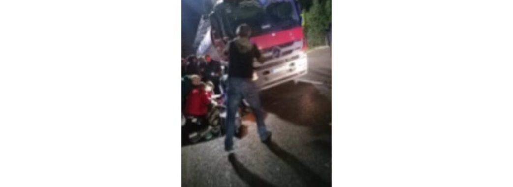 На Жовківщині вантажівка збила школярку-восьмикласницю